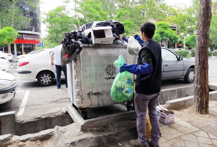 واکسیناسیون زبالهگردها و کودکان کار