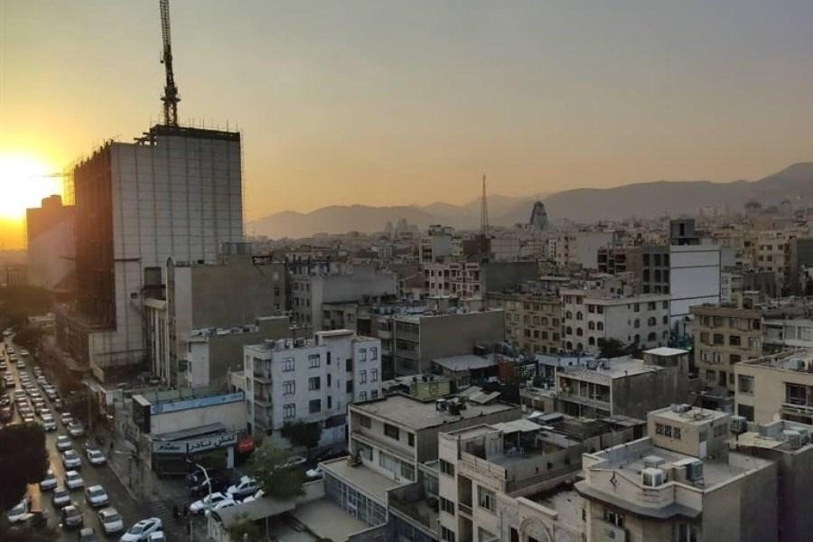 قیمت خانه در تهران به 32 میلیون تومان رسید