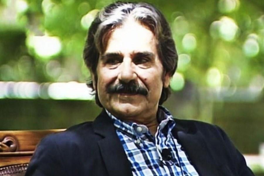 تصویر تسلیت رسانه پرسون در پی درگذشت عزت الله مهرآوران