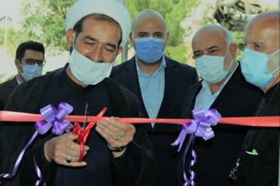 باجه کوثر بانک مهر ایران در قزوین افتتاح شد