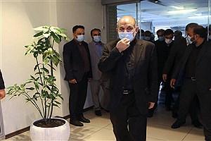 تصویر  ورود وزیرکشور به سمنان جهت شرکت در مراسم تودیع و معارفه استاندار