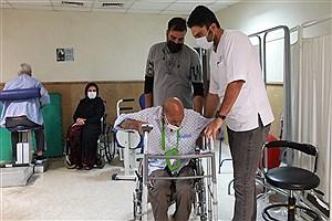 تصویر  خدمات رسانی صفر به جانبازان و معلولان/  گلایه شهروندان از برخورد کادر اداری بیمارستان میلاد