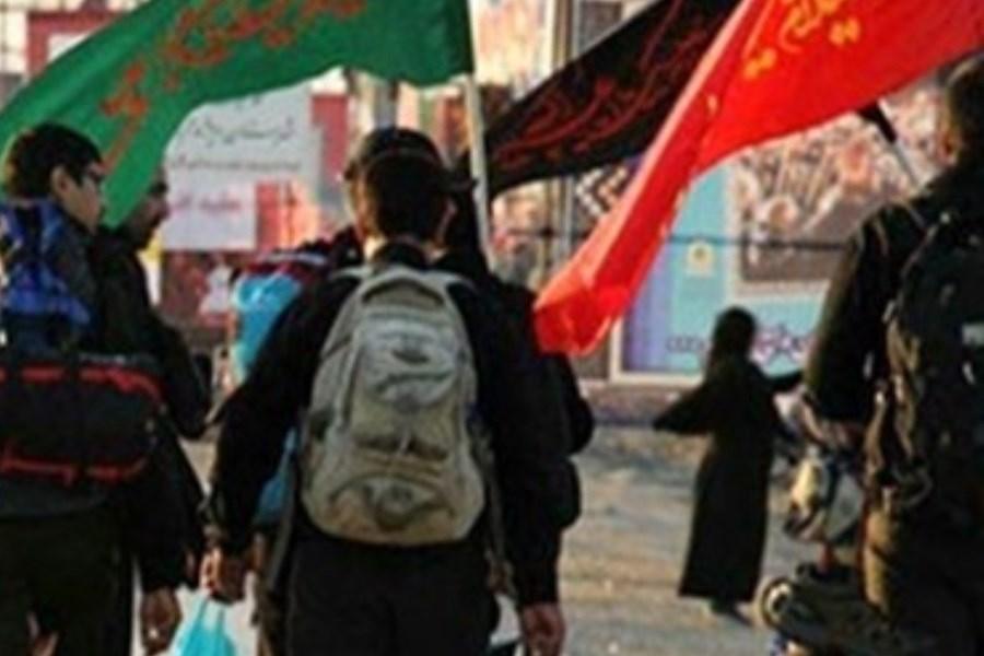ورود 19 هزار زائر عتبات عالیات از مرز مهران به کشور