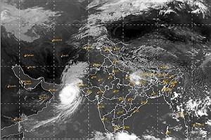 تصویر  طوفان در راه است/ تخلیه روستاهای در معرض خطر شرق هرمزگان