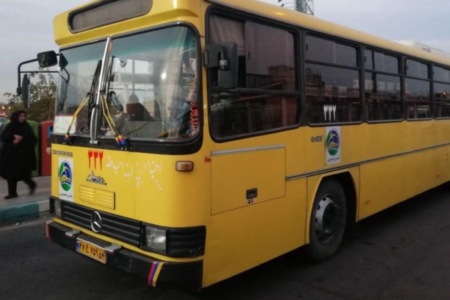 ۳۰ دستگاه اتوبوس از گلستان به مرز مهران اعزام میشود