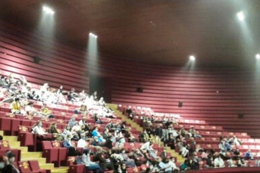 برگزاری کنسرت موسیقی در جوار بارگاه مولانا