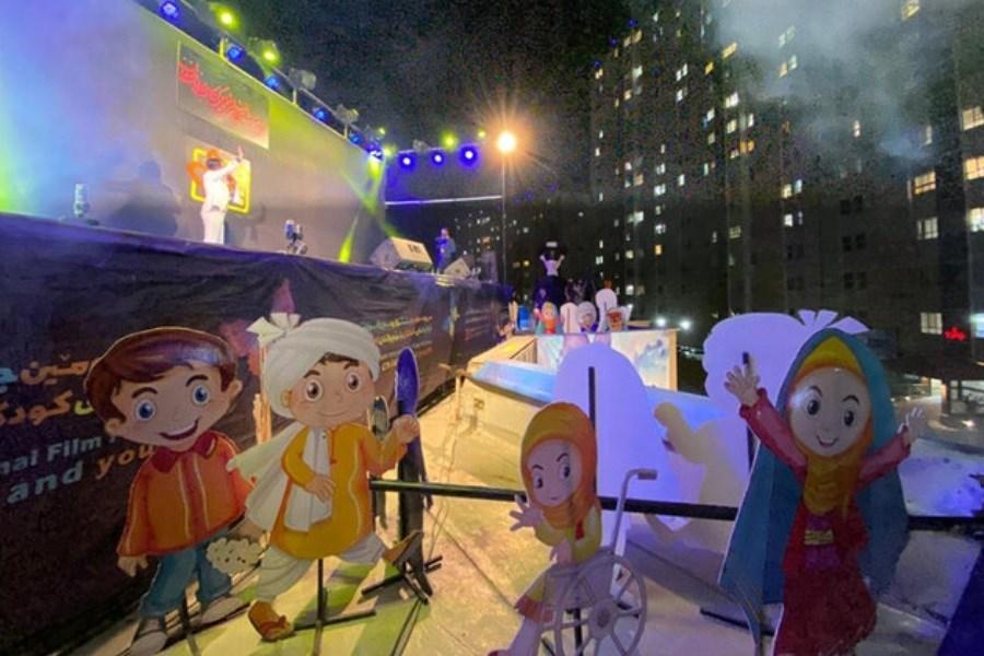 اکران آثار جشنواره فیلم کودک و نوجوان در استان های کشور