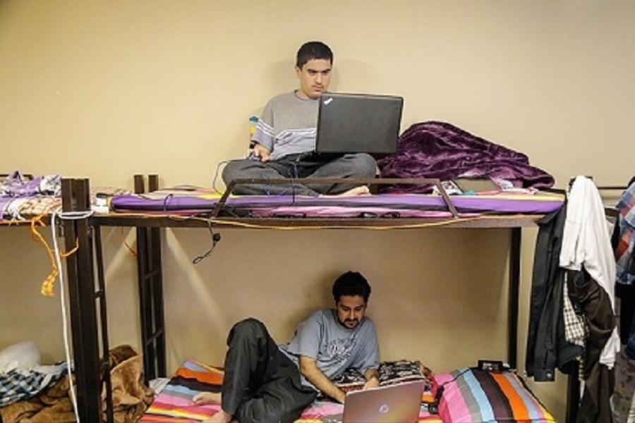 دانشجویان ورودی جدید خوابگاه نخواهند داشت