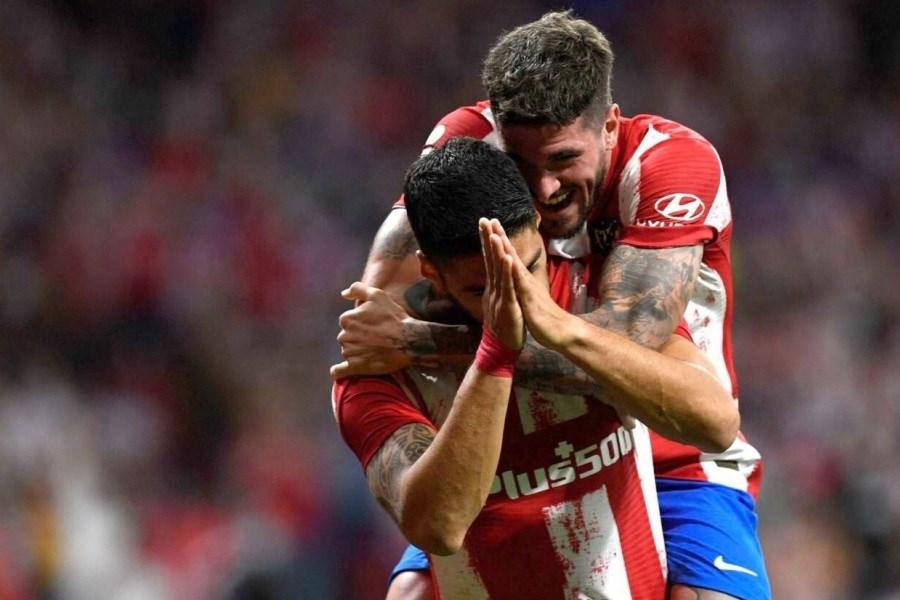 تصویر شکست تلخ بارسلونا مقابل شاگردان سیمئونه