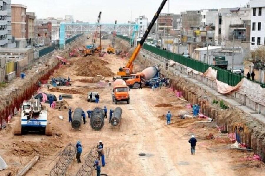 تصویر اجرایی شدن ۱۳ پروژه باز آفرینی شهری در زاهدان