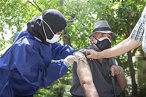 تصویر  مرکز واکسیناسیون جهادی بسیج دانشجویی علوم پزشکی راه اندازی شد