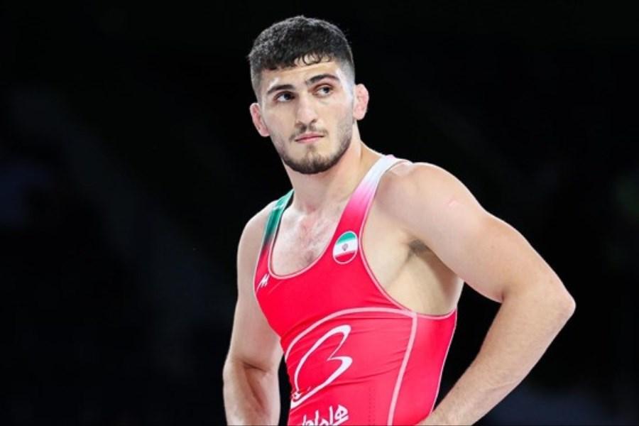 محمد نخودی به یک چهارم نهایی رسید