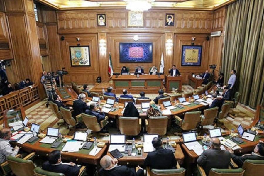 تصویر تعطیلی شورای شهر در روزهای یکشنبه