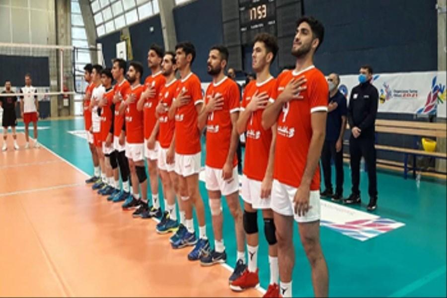 با حمایت بانک شهر؛ تیم ملی والیبال ناشنوایان در رده ششم جهان ایستاد