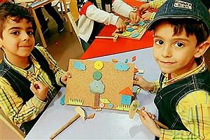 تصویر  برگزاری ۱۳۰ برنامه فرهنگی و هنری طی هفته کودک