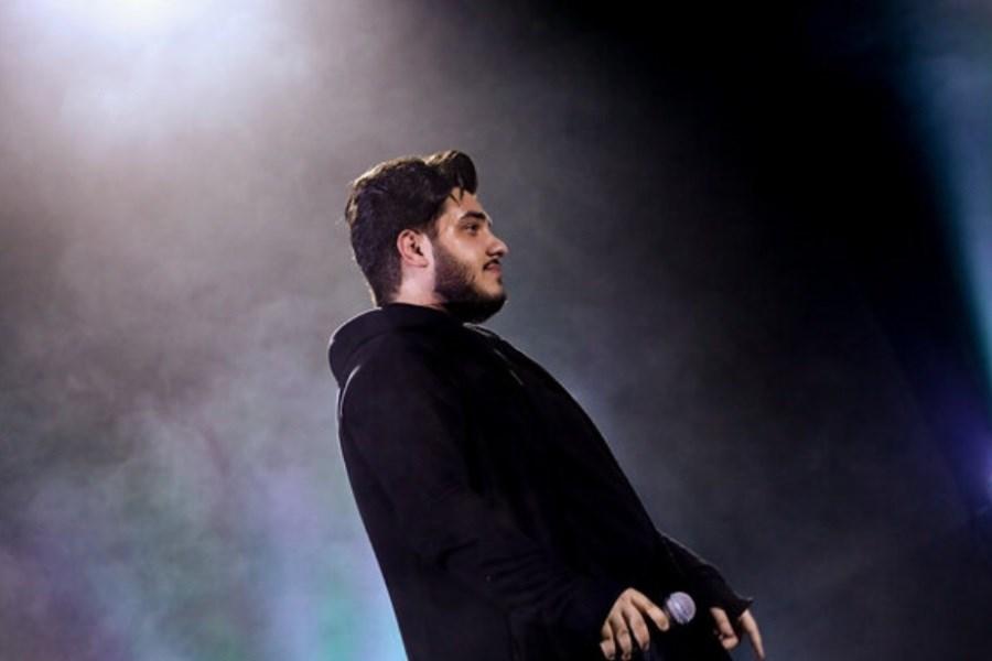 تصویر بلیط ۴۰۰ هزار تومانی کنسرت آرون افشار در جزیره کیش