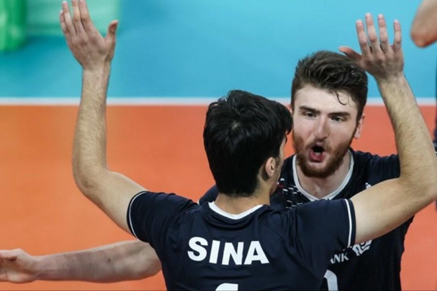 پایان کار والیبال جوانان ایران با کسب عنوان نهمی