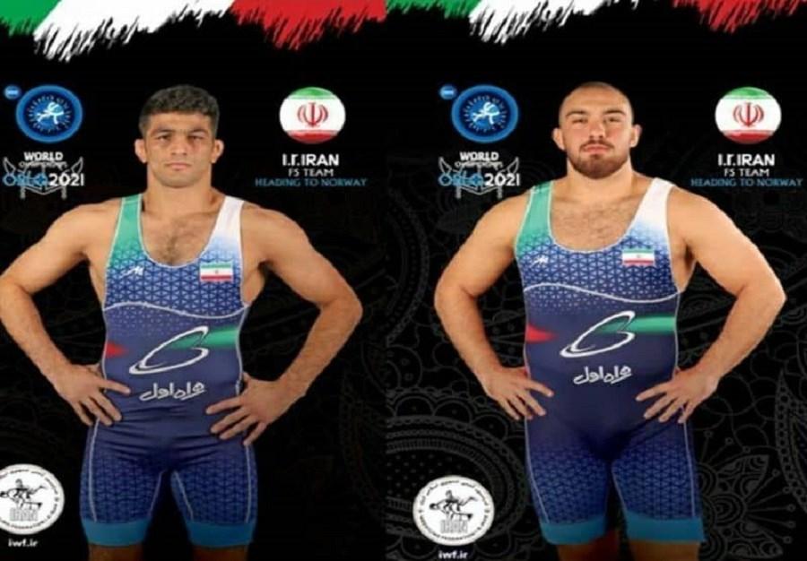 تصویر پیام تبریک مدیرعامل همراه اول به قهرمانان کشتی ایران