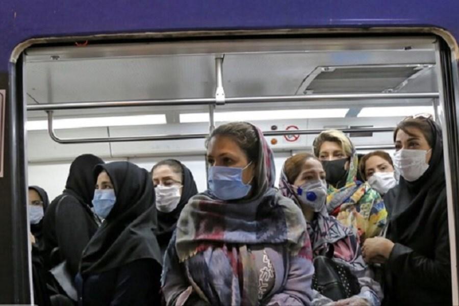 مسافران واکسننزده در مترو شناسایی می شوند!