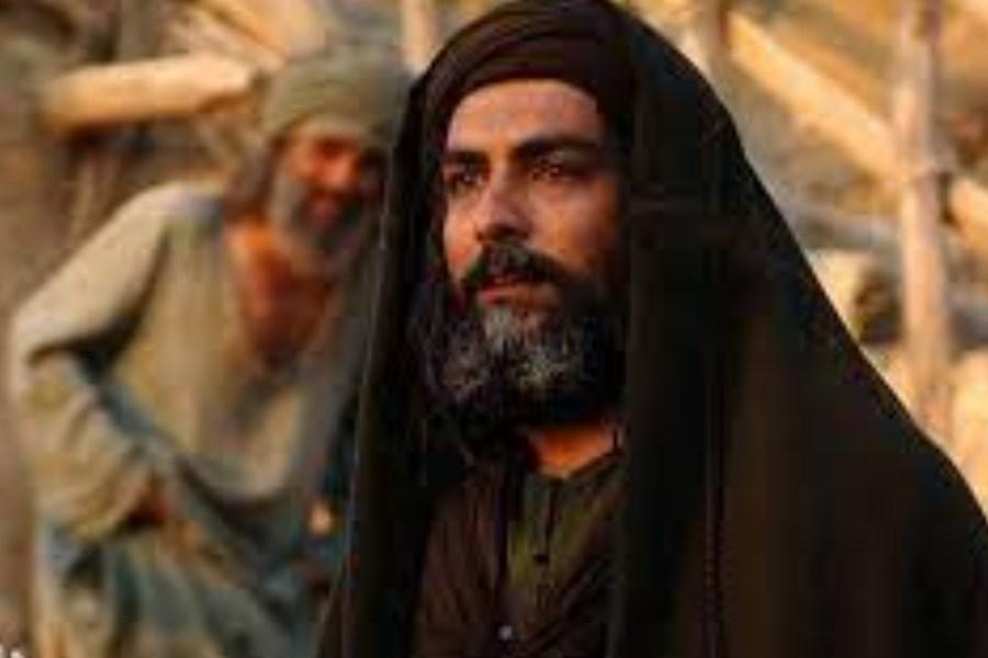 تصویر مهدی پاکدل با «محمد رسول الله» در شبکه سحر
