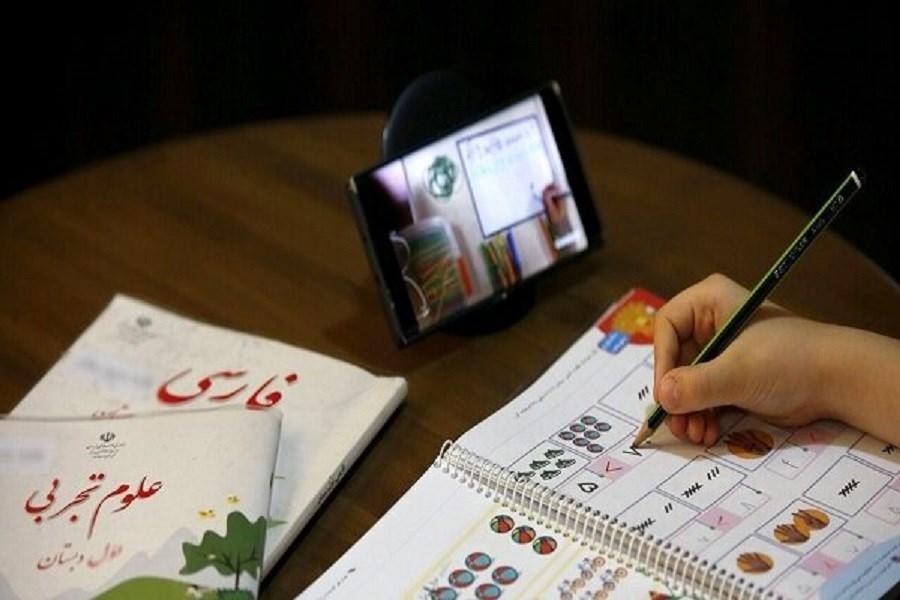 آمادگی زیرساختهای ارتباطی برای آموزش مجازی