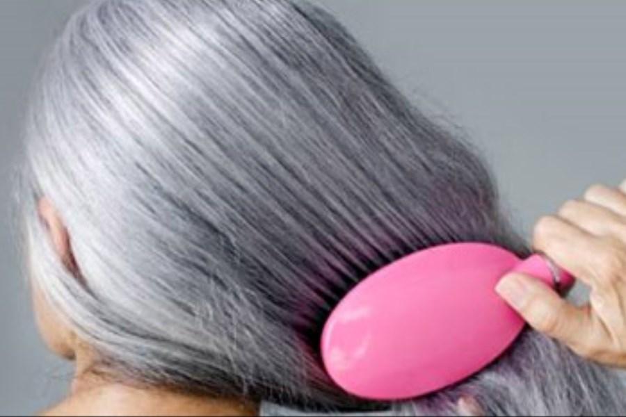 تصویر با این روش ها از سفید شدن موهایتان پیشگیری کنید