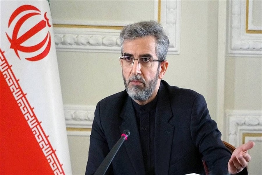 تصویر دیدار معاون وزیر امور خارجه ایران با قائم مقام وزیر امور خارجه قطر
