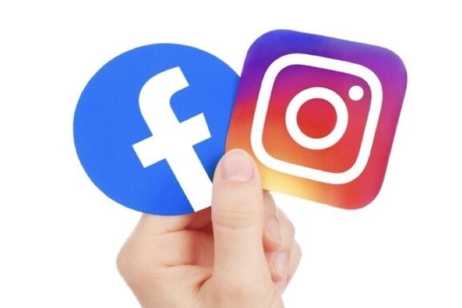 اختلال در اینستاگرام و واتساپ به سقوط ارزش سهام فیسبوک منجر شد