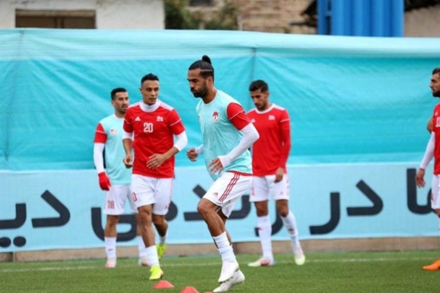 تصویر مسعود شجاعی قرارداد جدید بست!