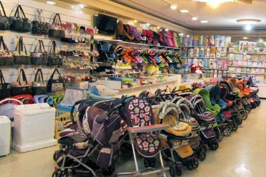 تصویر خرید میلیونی سیسمونی / بازار ناخوش کالای نوزاد