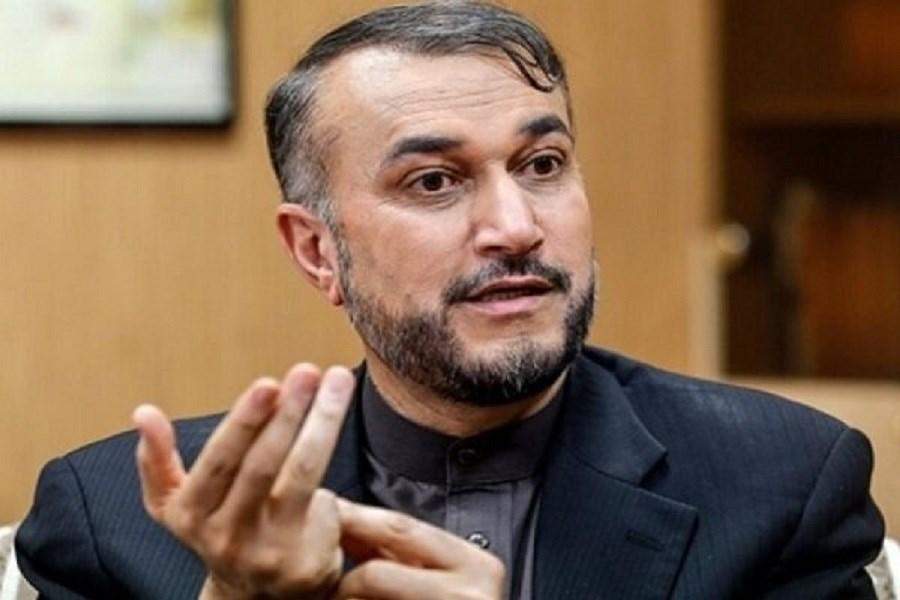 تصویر هشدار ایران درباره تغییرات مرزی