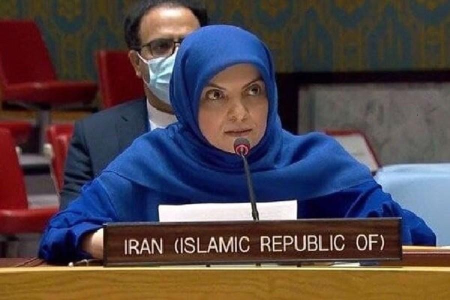 تروریسم نباید با هیچ مذهب، ملیت، تمدن یا گروه قومیای گره زده شود