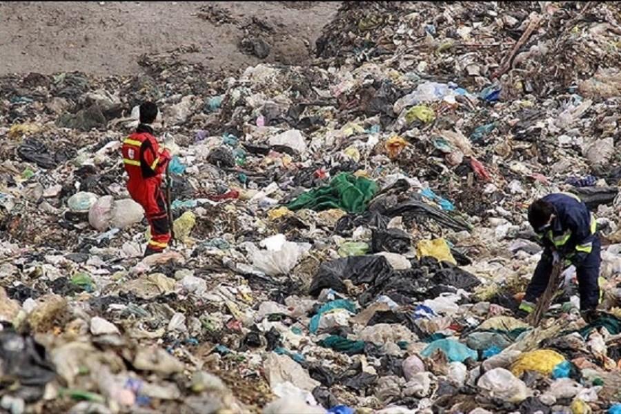 دفن روزانه ۲۶۰۰ تن زباله در پایتخت