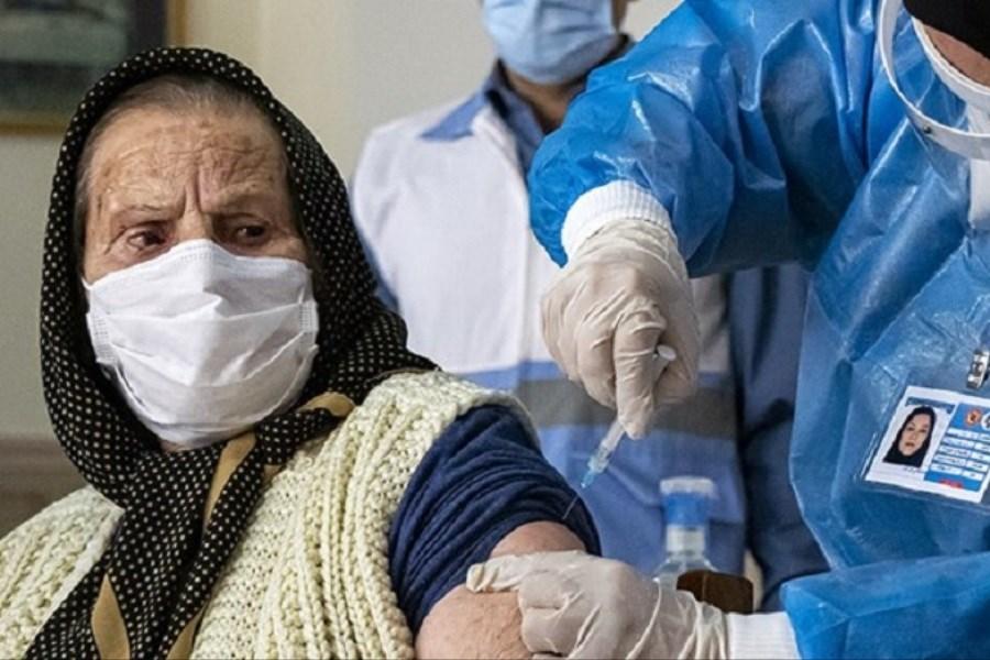 واکسیناسیون سیار کرونا ویژه سالمندان و معلولان راهاندای شد