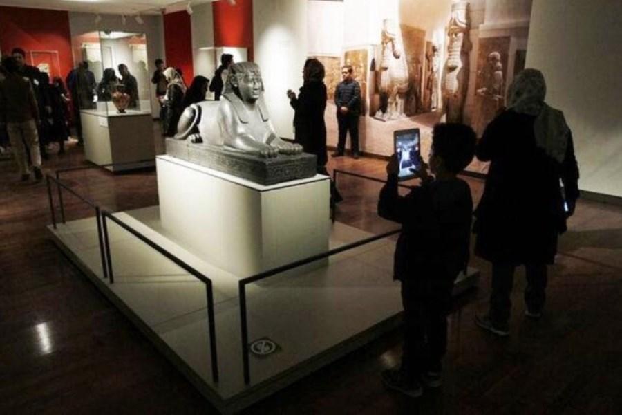 تصویر عکاسی در موزهها ممنوع شد