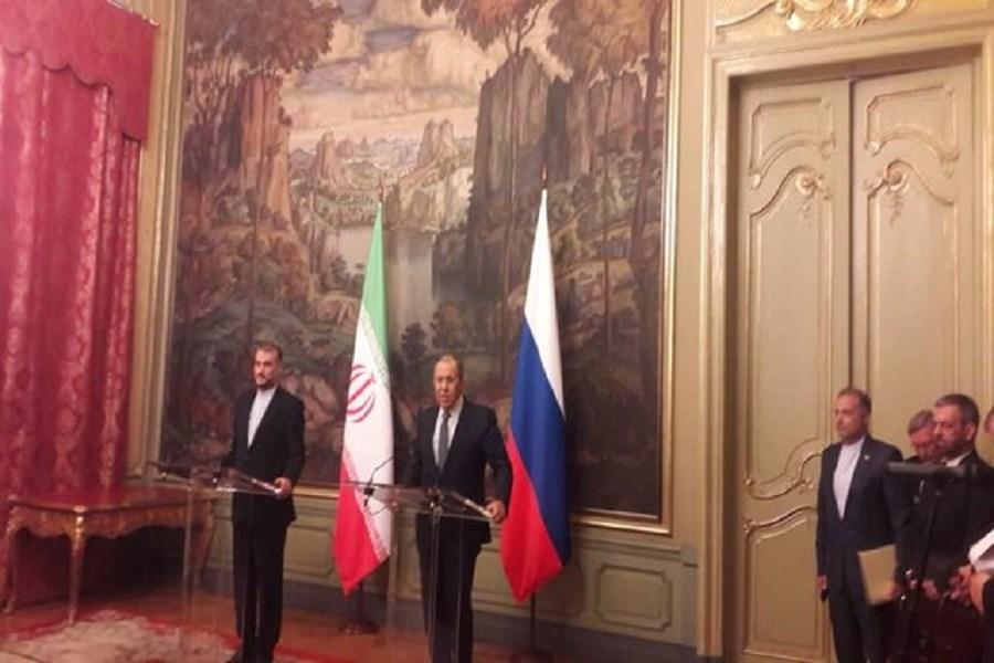 تصویر افزایش مبادلات تجاری روسیه و ایران علی رغم کرونا و تحریم / همه منتظر بازگشت آمریکا به برجام اند