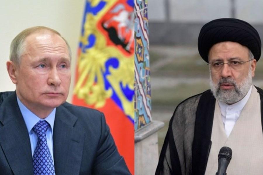 احتمال دیدار پوتین و رئیسی تا پایان ۲۰۲۱ وجود دارد