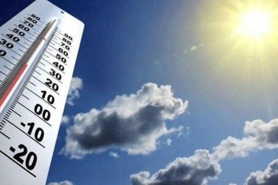 کاهش ۳ تا ۷ درجهای دمای هوا در برخی مناطق