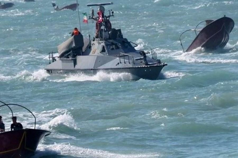 توضیحات پنتاگون درباره برخورد قایقهای ایران و آمریکا