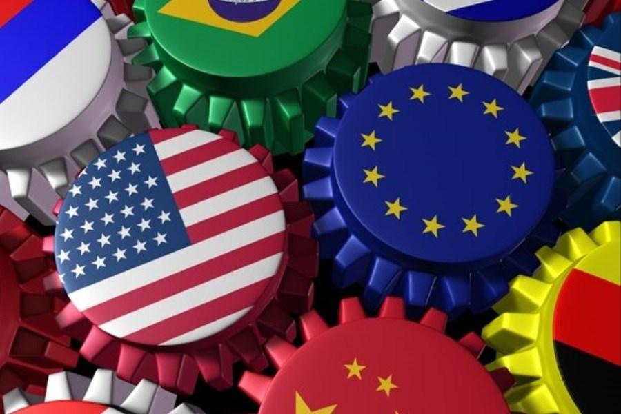 پیش بینی بانک جهانی از وضعیت اقتصادی کشورهای مختلف