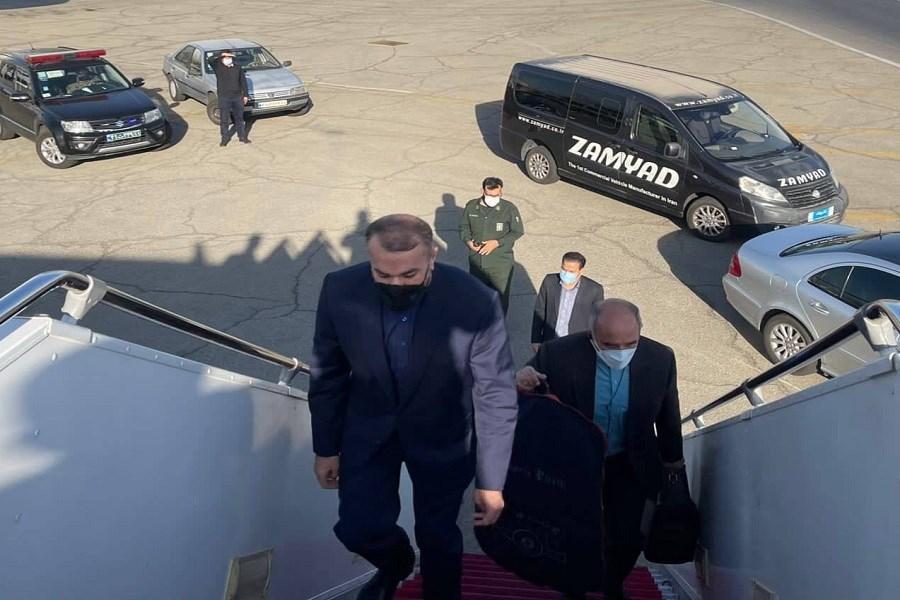 وزیر امور خارجه عازم دمشق شد
