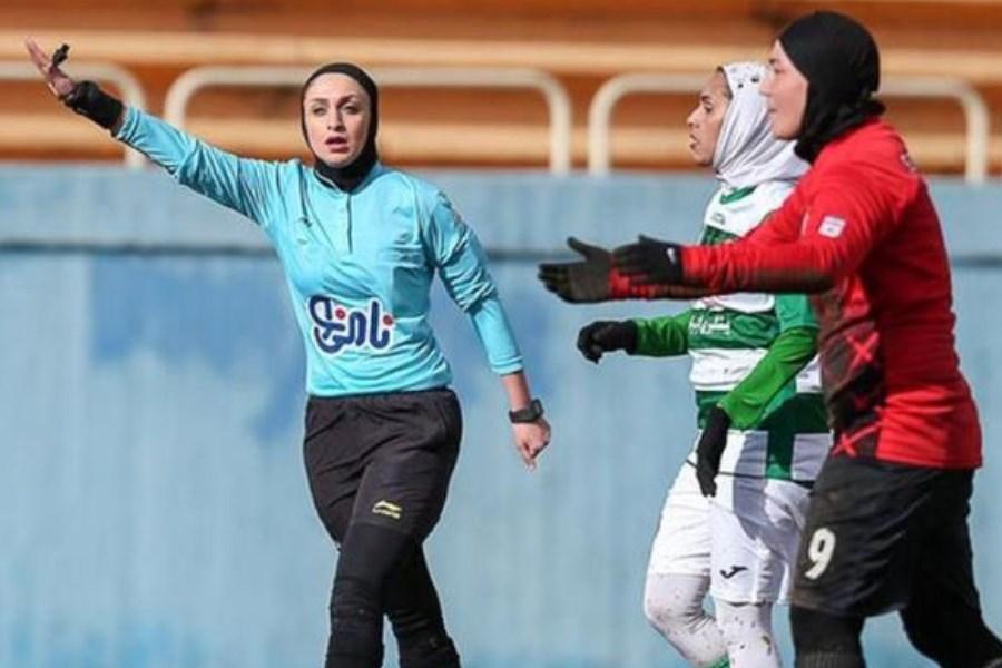 قضاوت داوران ایرانی در جام ملت های آسیا