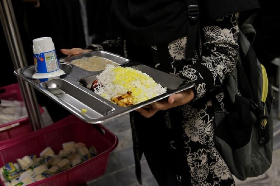 دانشگاه تهران به کاهش کیفیت غذای دانشجویی واکنش نشان داد