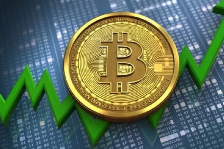 بیت کوین همچنان در مسیر افزایش قیمت