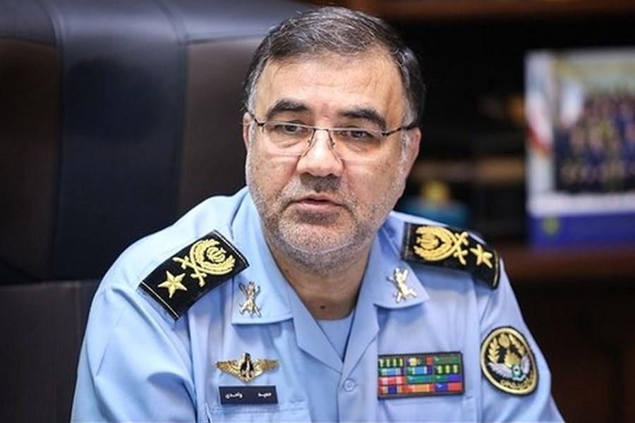 تشکیل نیروی هوایی دانشمند در تراز انقلاب با بهرهگیری از جوانان تحقق خواهد یافت