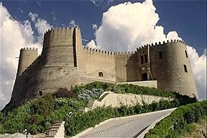 تصویر  صدور سند برای قلعه فلک الافلاک