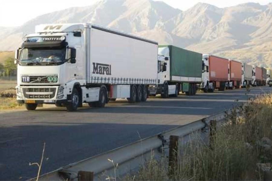 فعالیت تجاری مرز مهران از سر گرفته شد