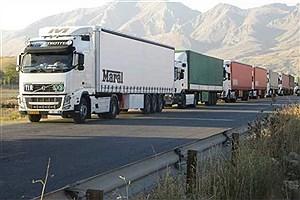 تصویر  فعالیت تجاری مرز مهران از سر گرفته شد