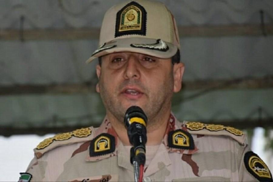 مرزبانان سنگر دفاعی جمهوری اسلامی ایران هستند
