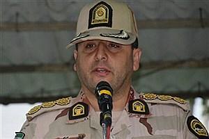 تصویر  مرزبانان سنگر دفاعی جمهوری اسلامی ایران هستند